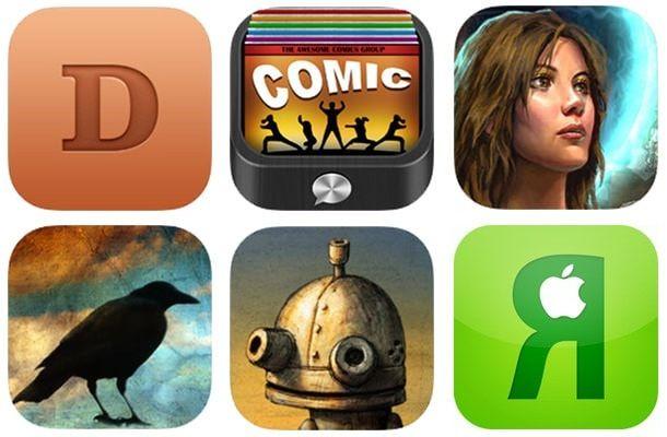 Скидки в App Store на 03.05.14