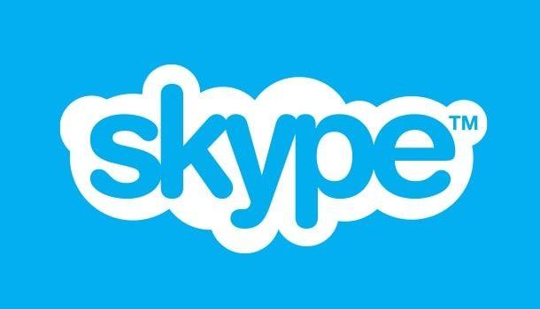 Skype voice