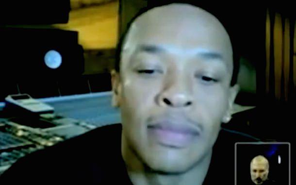 Стив Джобс и Dr.Dre