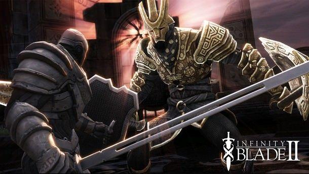 Скачать бесплатно Infinity Blade II