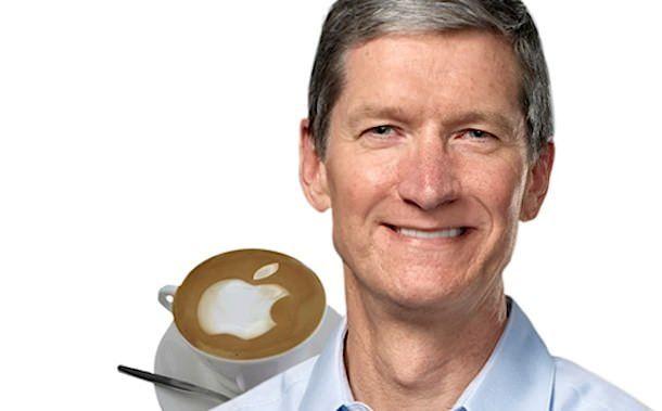 Кофе с Тимом Куком