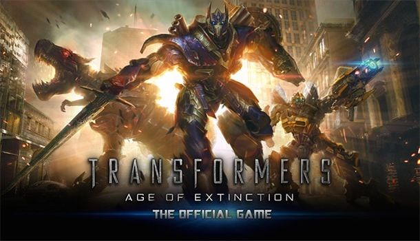 Игра Трансформеры для iOS