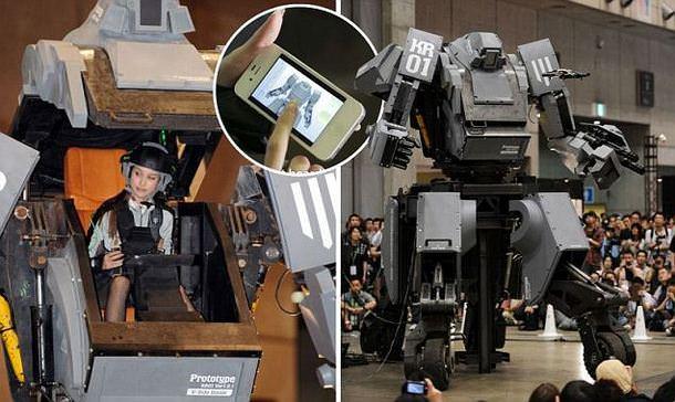Kuratas-robot