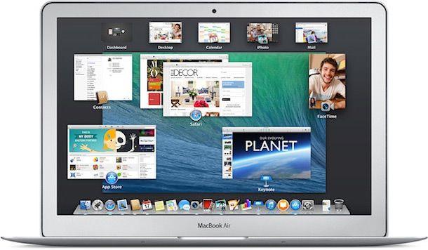 тонкий бесшумный MacBook Air