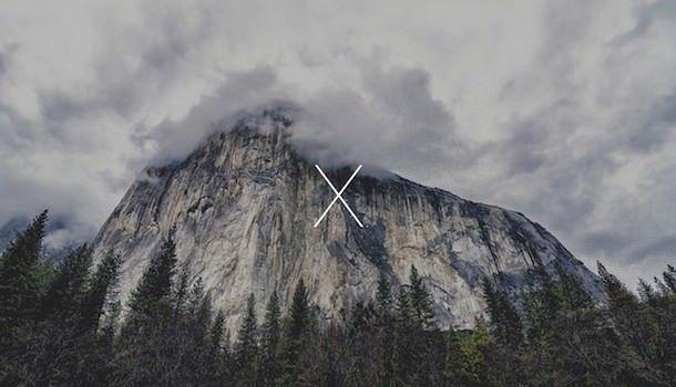 Шпионские снимки OS X 10.10