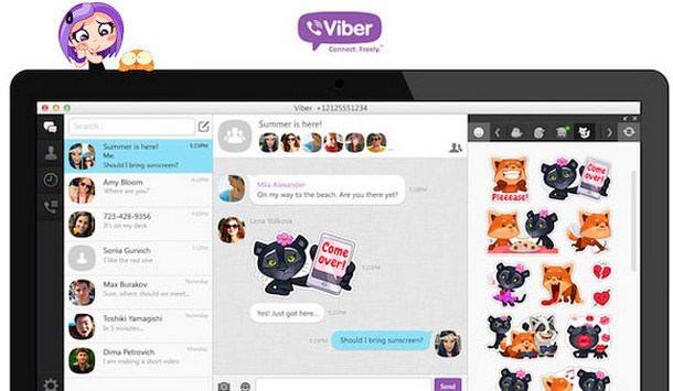 Скачать Viber Desktop 4.2