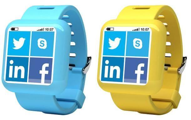 Часы Microsoft Windows Phone