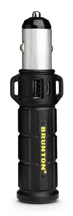 Brunton Torpedo 2800 - автомобильное зарядное для iPhone