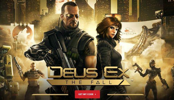Deus Ex: The Fal