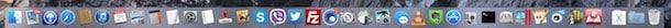 Темная тема в OS X Yosemite