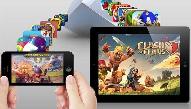 Игры на iOS