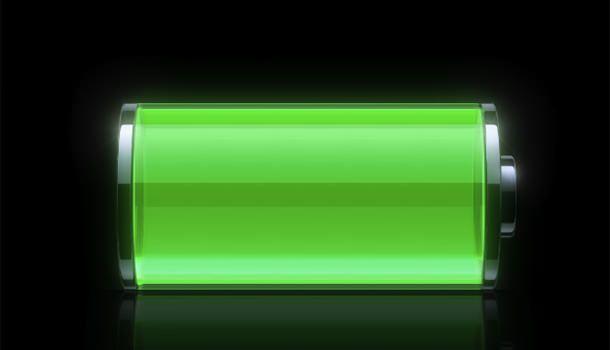 Полностью заряженный iPhone