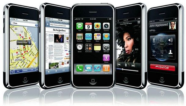 iPhone OS 1