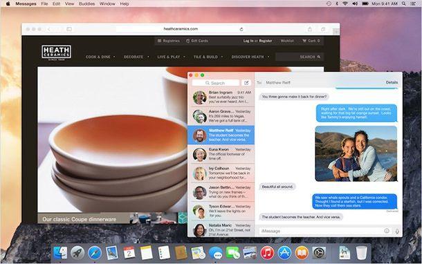 Новый док в OS X