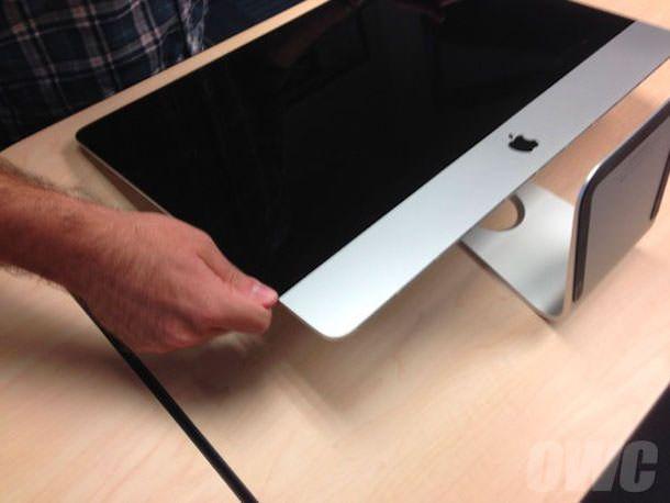 iMac замена RAM памяти невозможна