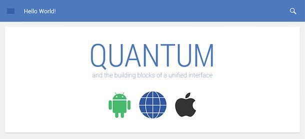 интерфейс нового Android