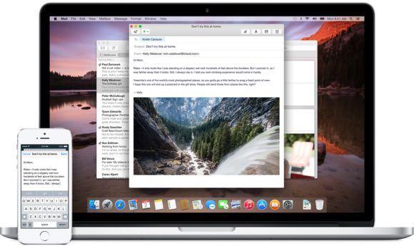 Как включить Handoff в OS X Yosemite и iOS 8