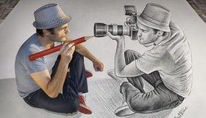 «Карандаш против Камеры»