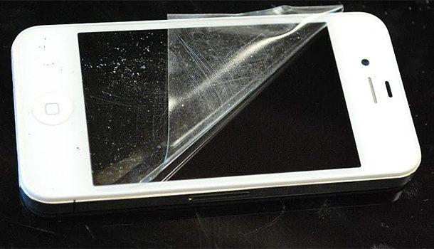 Плохая пленка iPhone