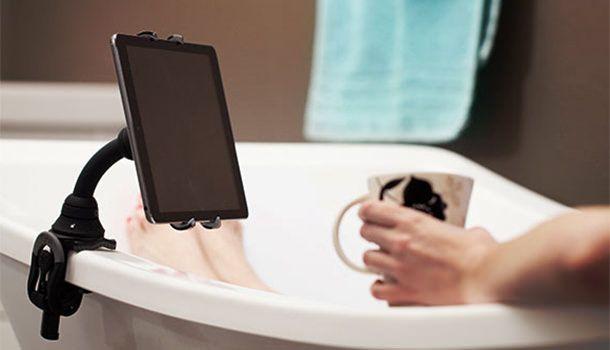 TableTail в ванной