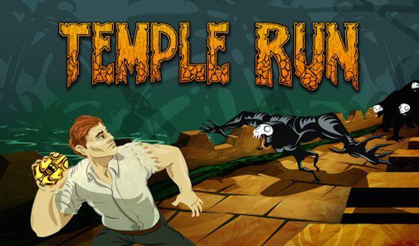 temple run для iPhone