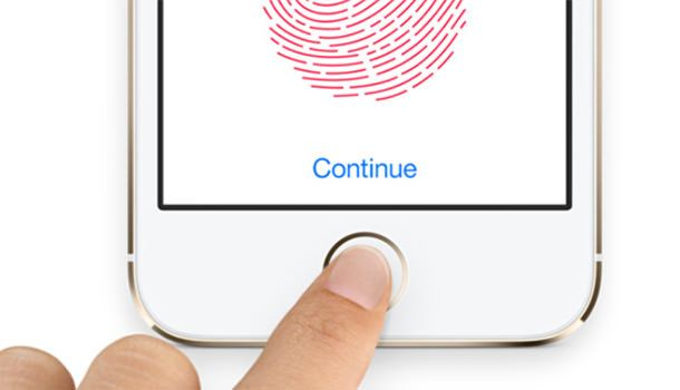 Сенсор Touch ID