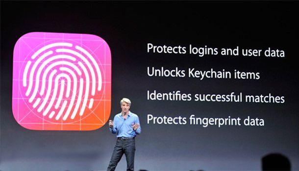 Touch ID для сторонних разработчиков