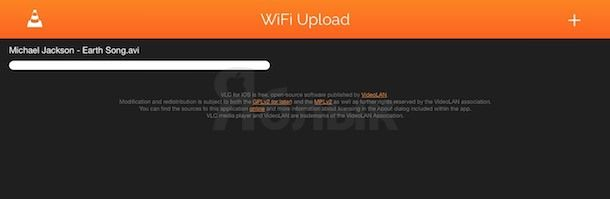 VLC - avi на iPhone и iPad