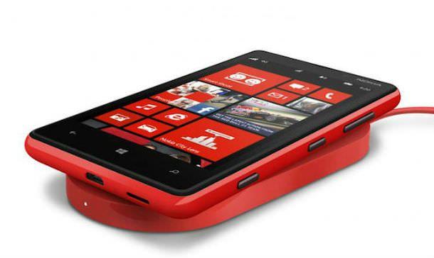 беспроводная зарядка для Nokia