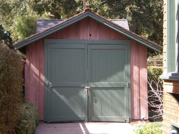 Исторический гараж HP
