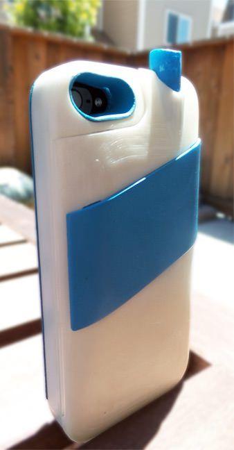 Atomyzer – чехол-распылитель для iPhone