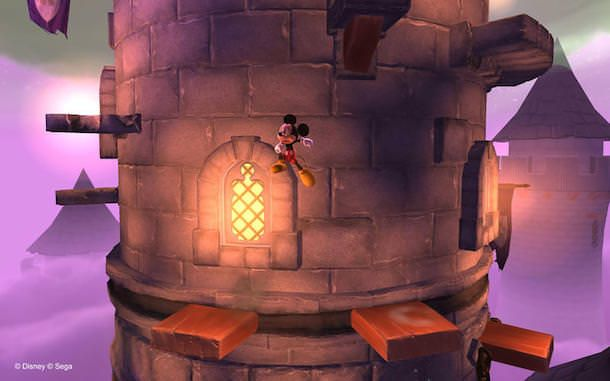 Castle of Illusion Mickey Mouse для iphone ipad mac os x