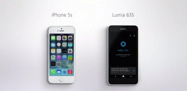 Cortana и Siri
