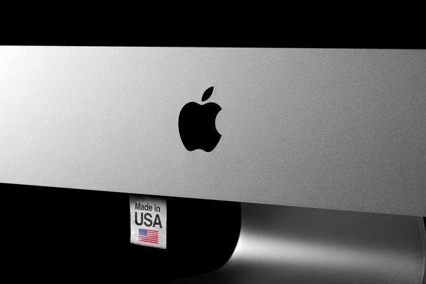 Apple не вошла в тройку лучших производителей компьютеров США