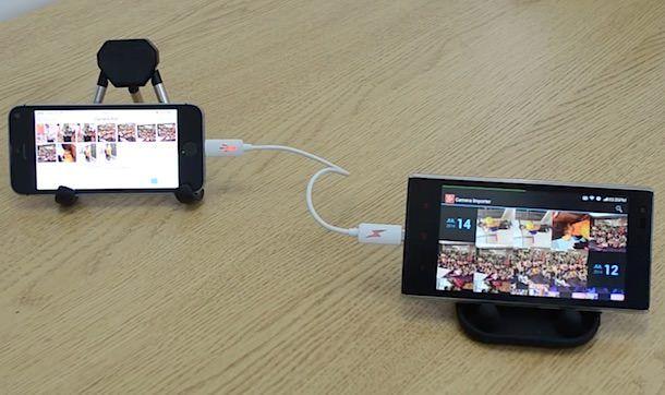 Кабель USB Male to Lightning для Android и iPhone