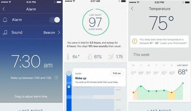 Устройство Sense для iphone способно следить за сном пользователя
