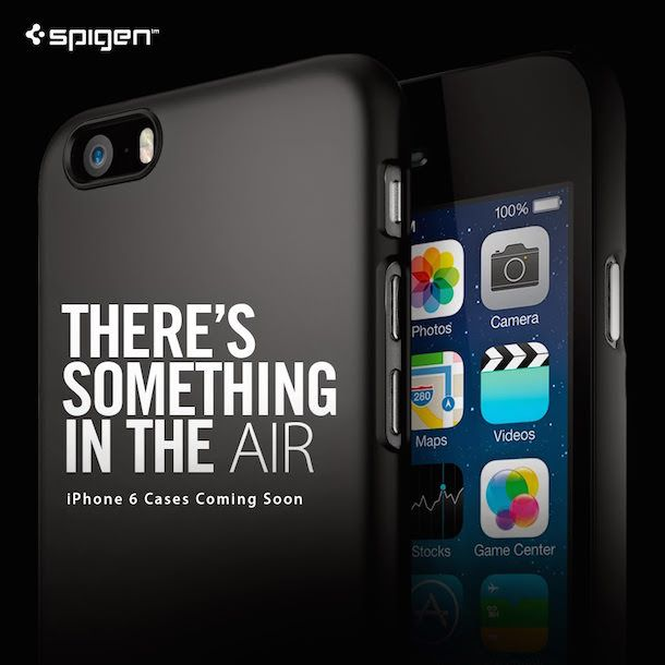 Чехлы Spigen для iPhone 6 и iPhone 6 Air