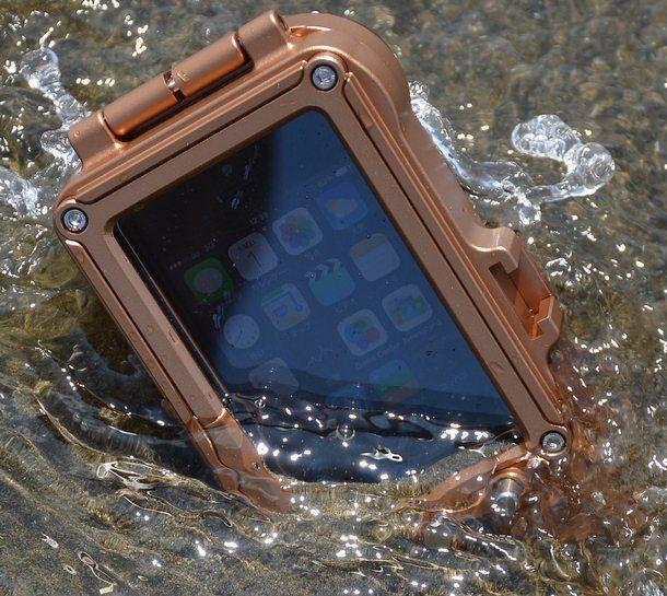 Японский водонепроницаемый чехол