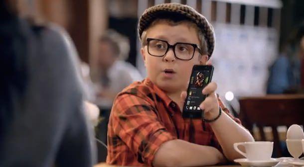 Amazon реклама Fire Phone
