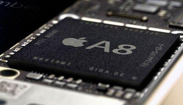 процессора A8