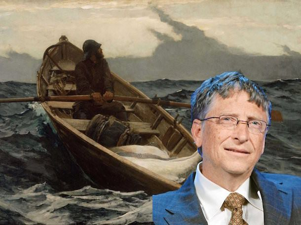 Картины Гейтса