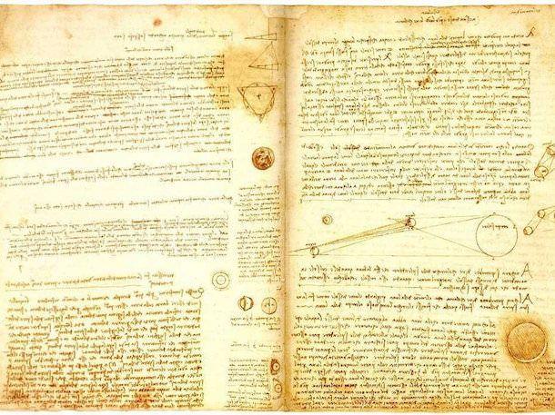 Ценные рукописи в библиотеке Билла Гейтса