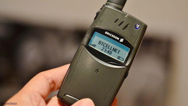 Телефон Ericsson T28