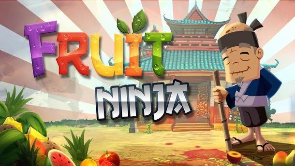 fruit ninja для iPhone и iPad