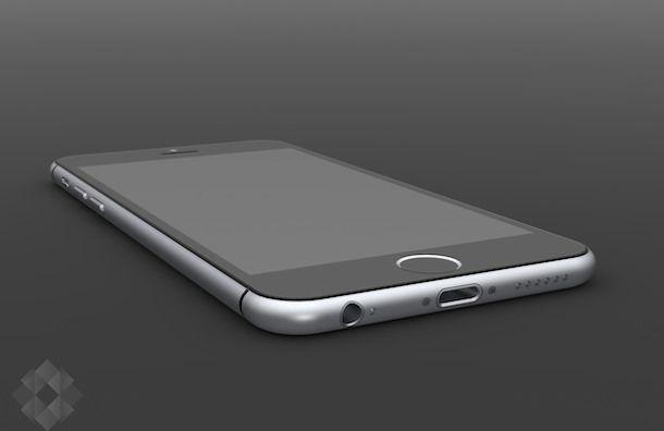 Рендер iPhone 6