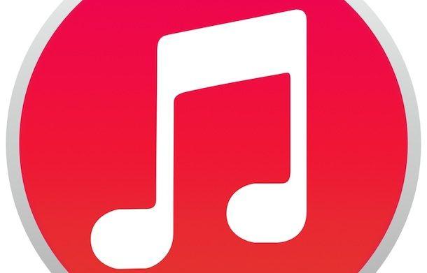 iTunes red