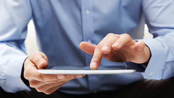 iPad в бизнесе