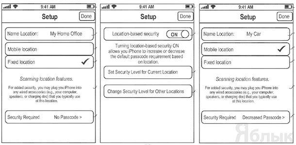 Изменение настроек iPhone в зависимости от местоположения