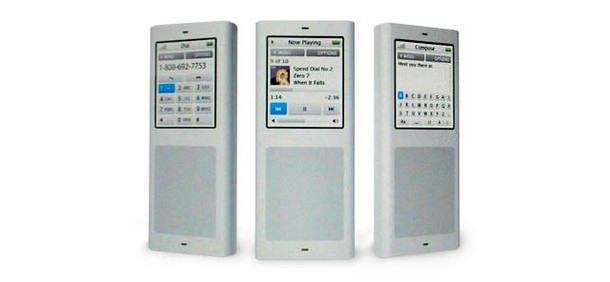 Концепт первого iPhone