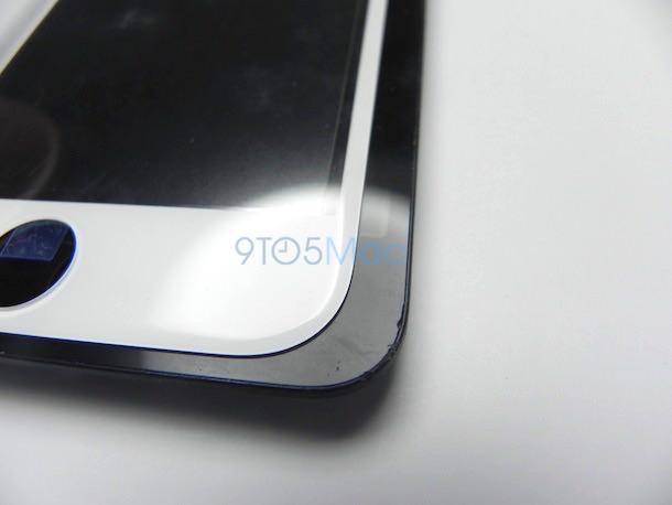 Фото дисплея iPhone 6 с закругленными краями